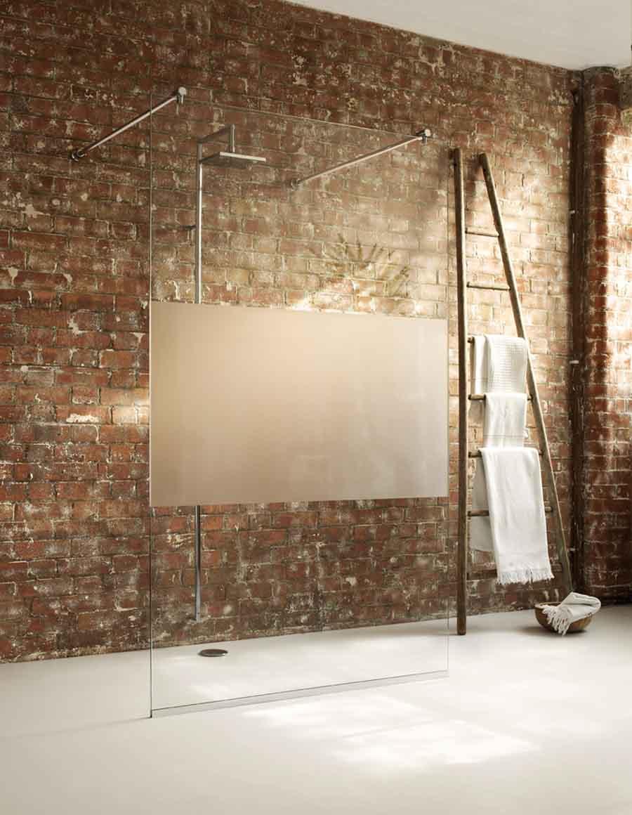 Redoing bathroom shower