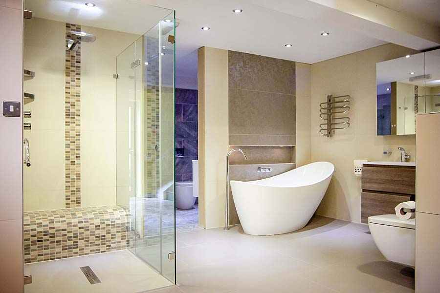 Bespoke Shower Screens & Shower Trays from Room H2o