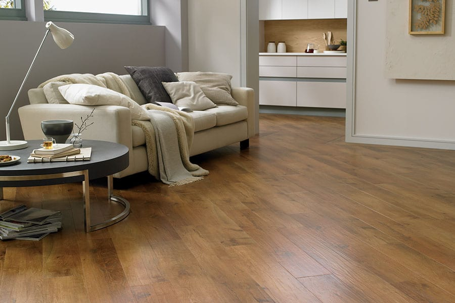 Summer Oak wood effect Karndean vinyl floor planks