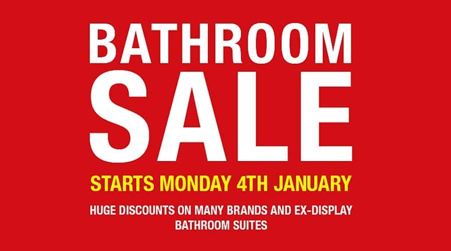 The Room H2o Bathrooms Dorset Massive January Sale 2016