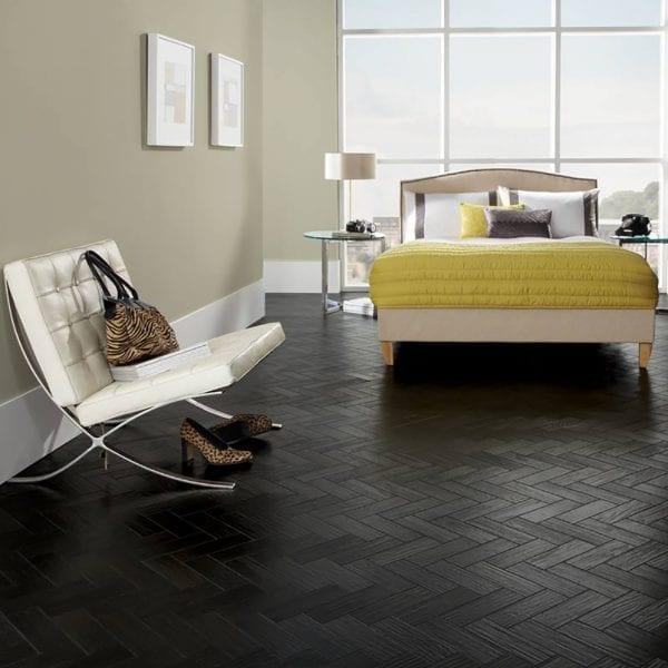 Karndean Black Oak Vinyl Flooring