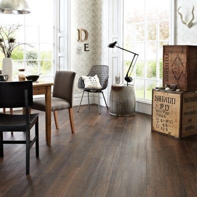 Karndean Knight Tile luxury vinyl flooring