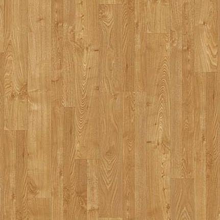 Karndean Knight Tile pale American Oak wood effect vinyl plank flooring detail image