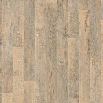 Karndean Knight Tile pale Arctic Driftwood effect vinyl plank flooring