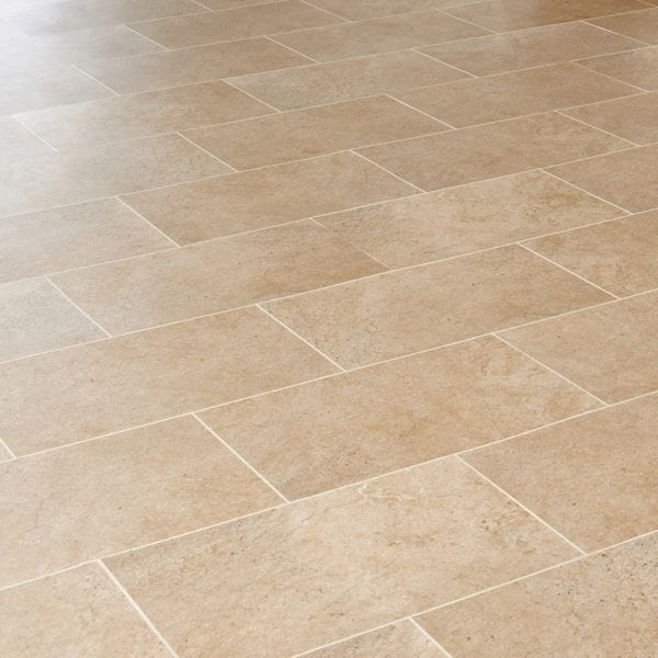 Karndean Knight Tile Bath Stone vinyl floor tiles