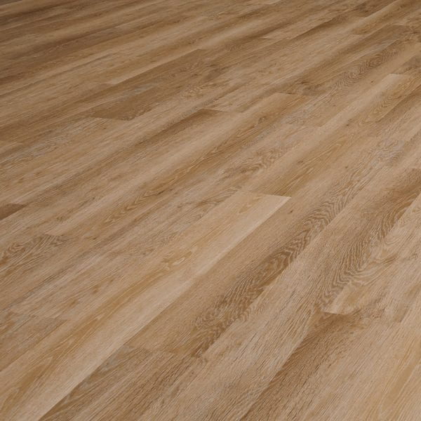 Karndean Knight Tile pale pale limed oak effect vinyl plank flooring surface detail