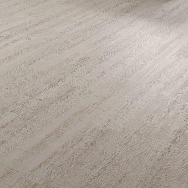 Surface detail image of Karndean Knight Tile White Painted Oak vinyl flooring