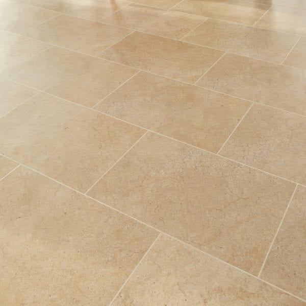 Karndean Knight Tile York Stone vinyl floor tile surface detail