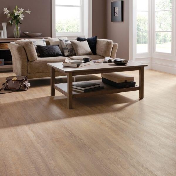 niveus light wood effect vinyl flooring