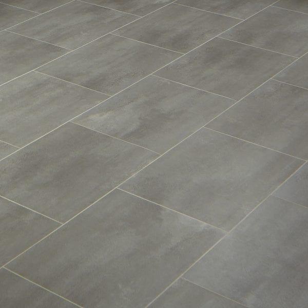 karndean opus urbus travertine effect vinyl floor tile surface detail