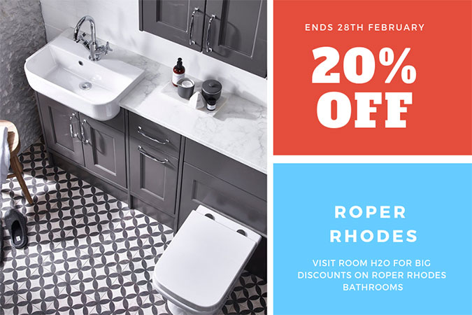 Roper Rhodes 20 Off Sale At Room H2o Until 28th February