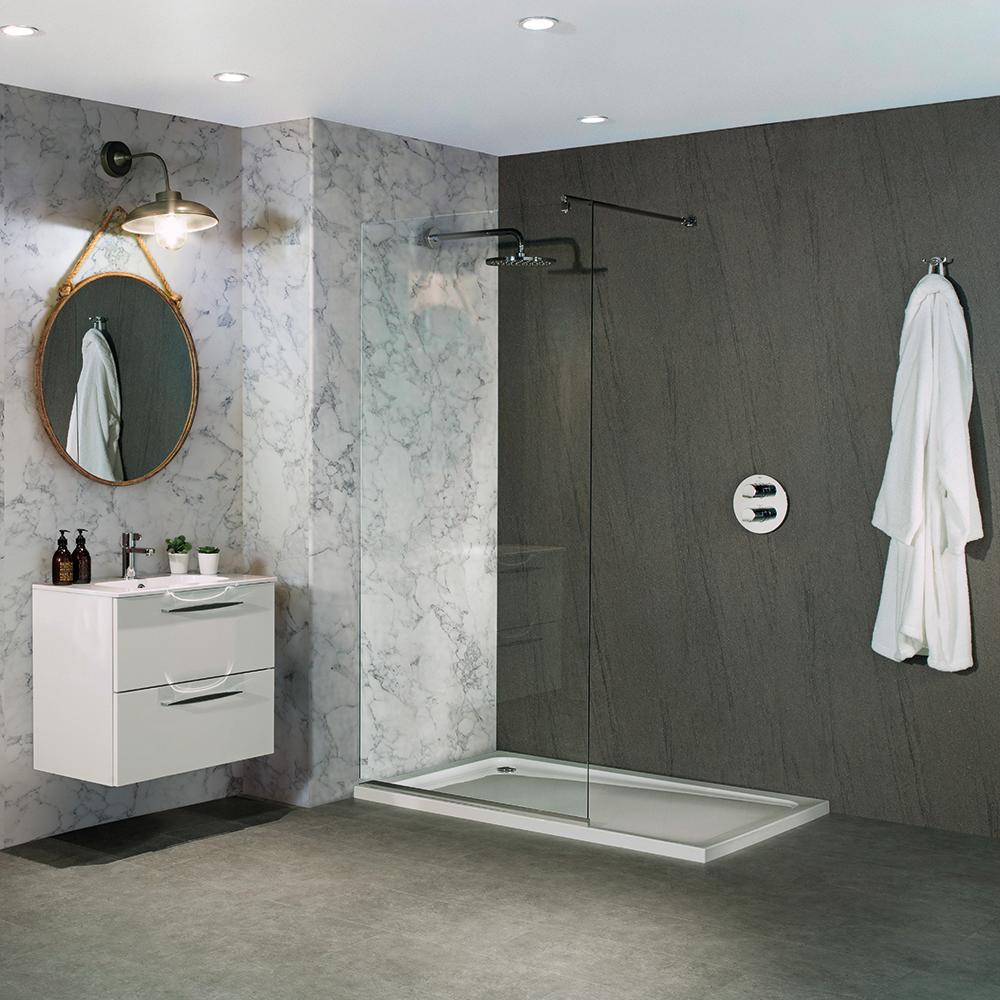 bb nuance turin marble bathroom  shower wall boards