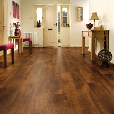 Karndean Smoked Oak vinyl flooring