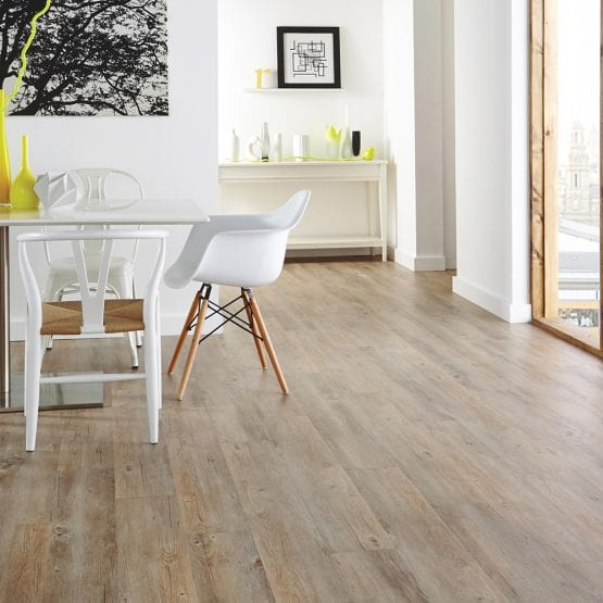 Karndean Country Oak Effect Vinyl Flooring