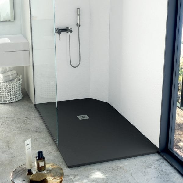 Fiora Silex Extra Flat Shower Tray