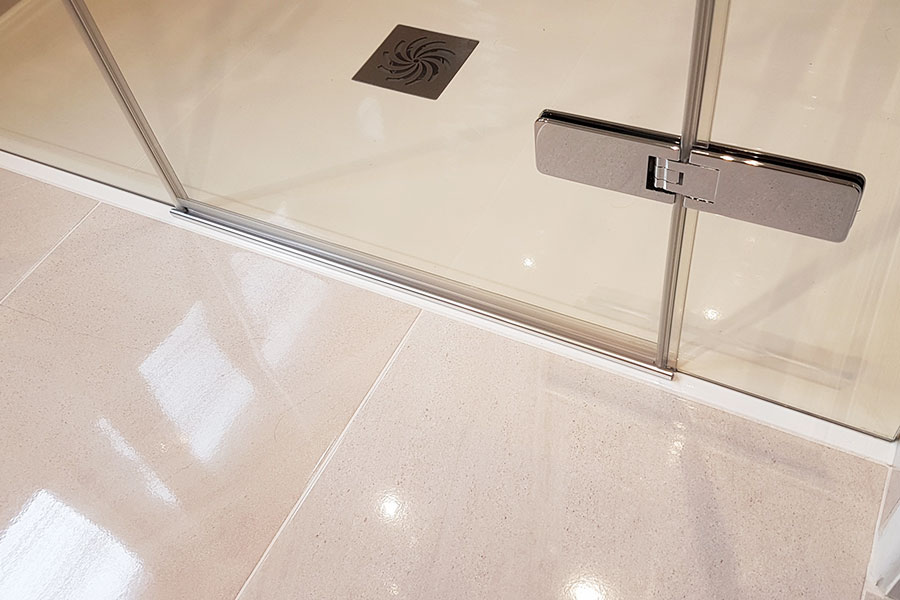 Crosswater 25mm low profile shower tray