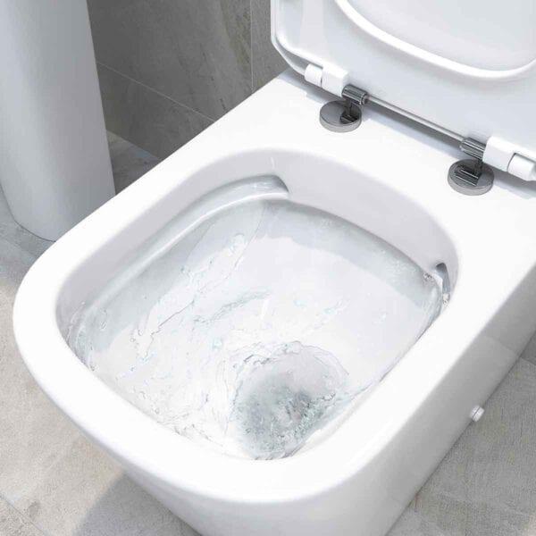 Tilia Rimless Wall Hung toilet