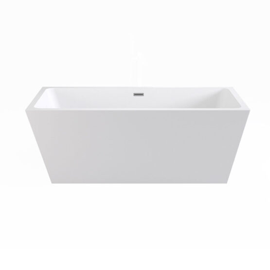 Hoxton Freestanding bath with symmetrical design