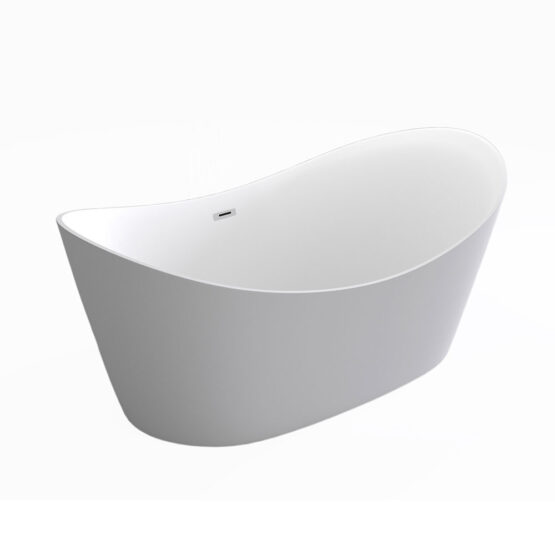 Freestanding double ended bath by Bathrooms to Love