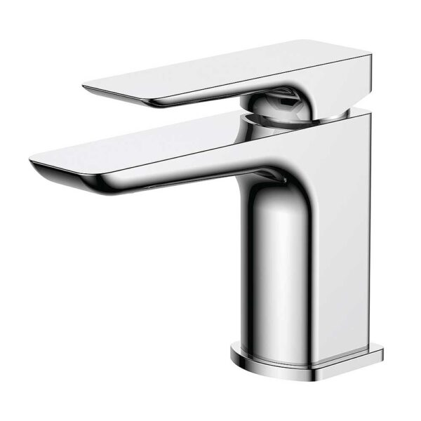 Finissimo Cloakroom Basin Mixer Tap in Chrome