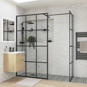 Wetroom Shower Screens