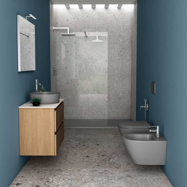 RAK bath replacement shower tray