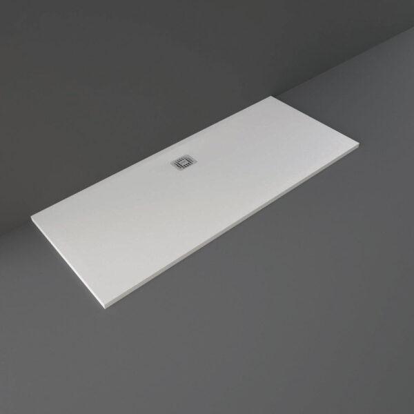 White RAK Feeling shower tray 1700x700mm