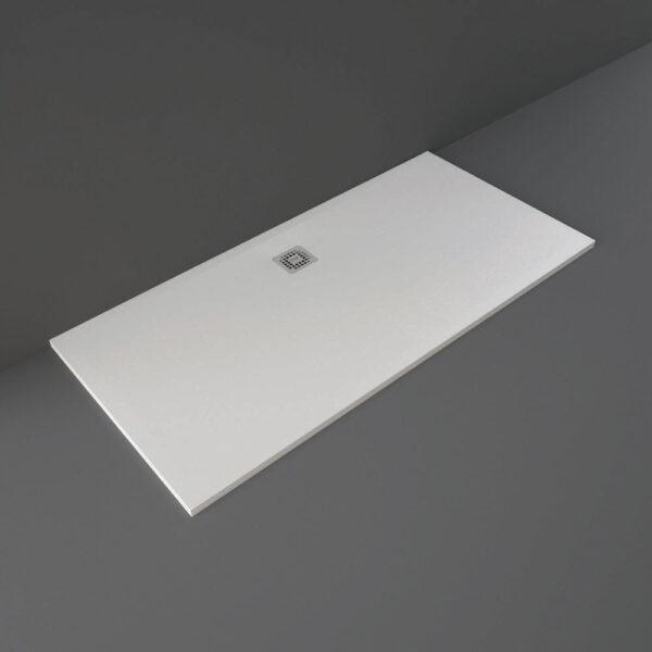 White RAK Feeling shower tray 1700x800mm