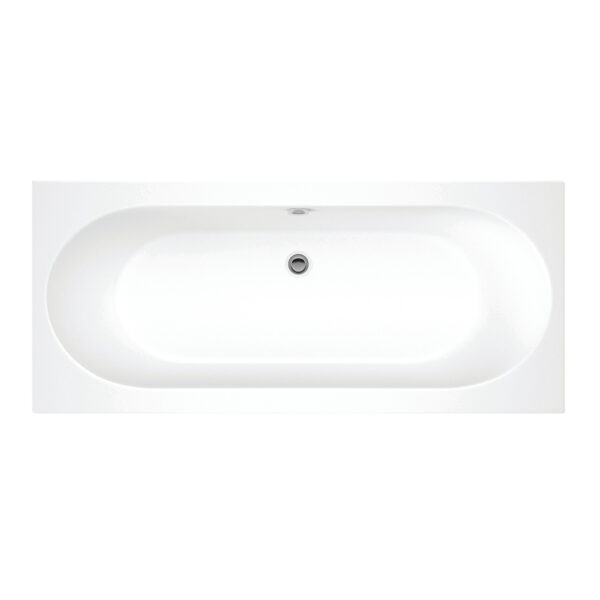 Cascade double ended bath by Bathrooms to Love