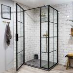 Drench-Framelite-shower-door-inline-and-side-2