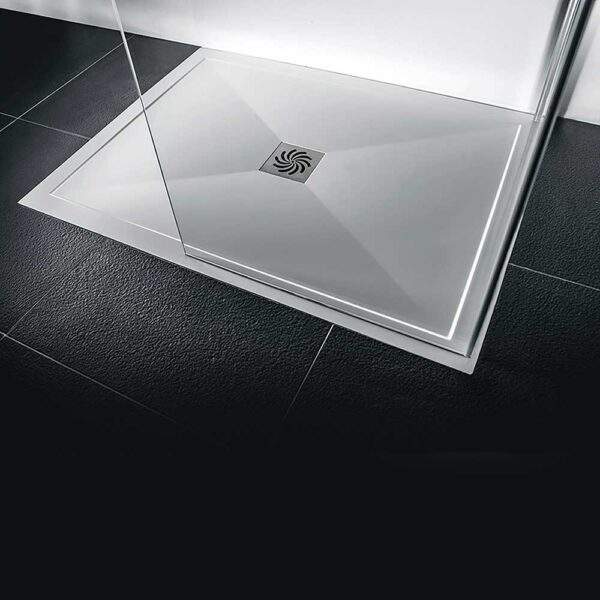 Bathrooms to Love low profile rectangular shower tray