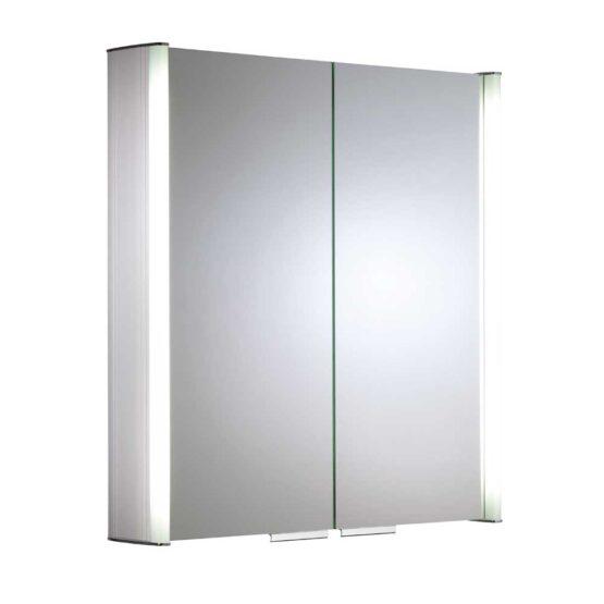Roper Rhodes Plateau 654 led illuminated twin door bathroom cabinet