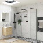 DIEWP1048_RefleXion-Iconix-Wetroom-Panels-Black