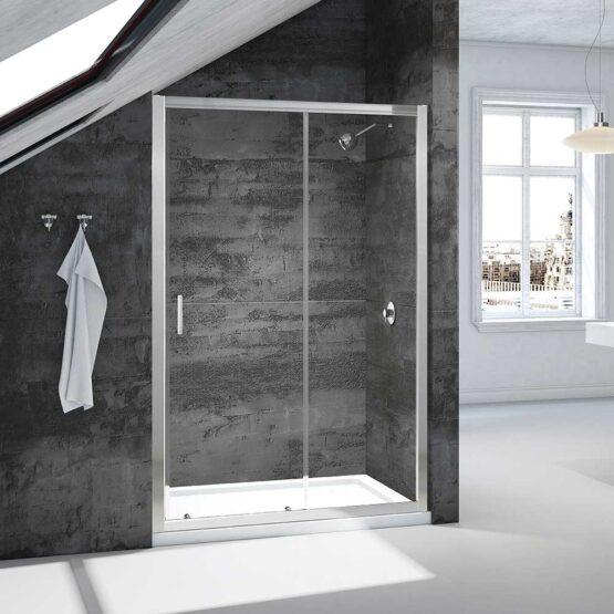 Merlyn Vivid Boost Loft 1200mm sliding shower door